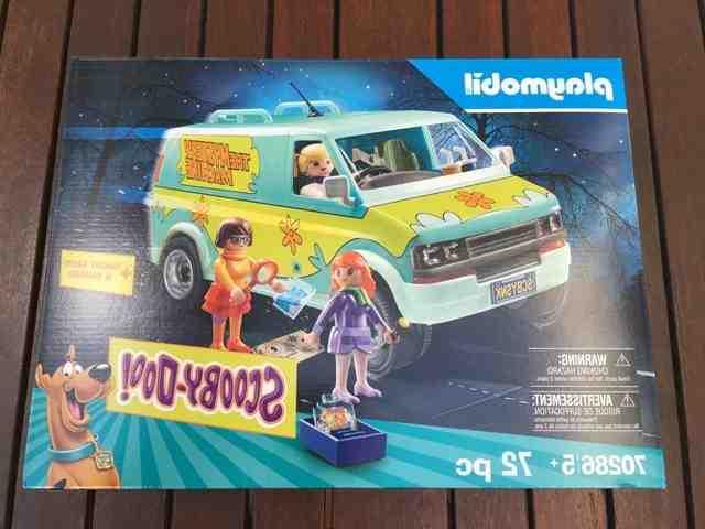 Où acheter Playmobil Scooby-doo ?