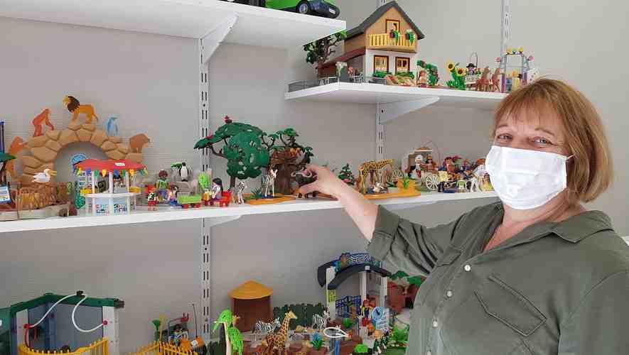 Où donner Playmobil ?