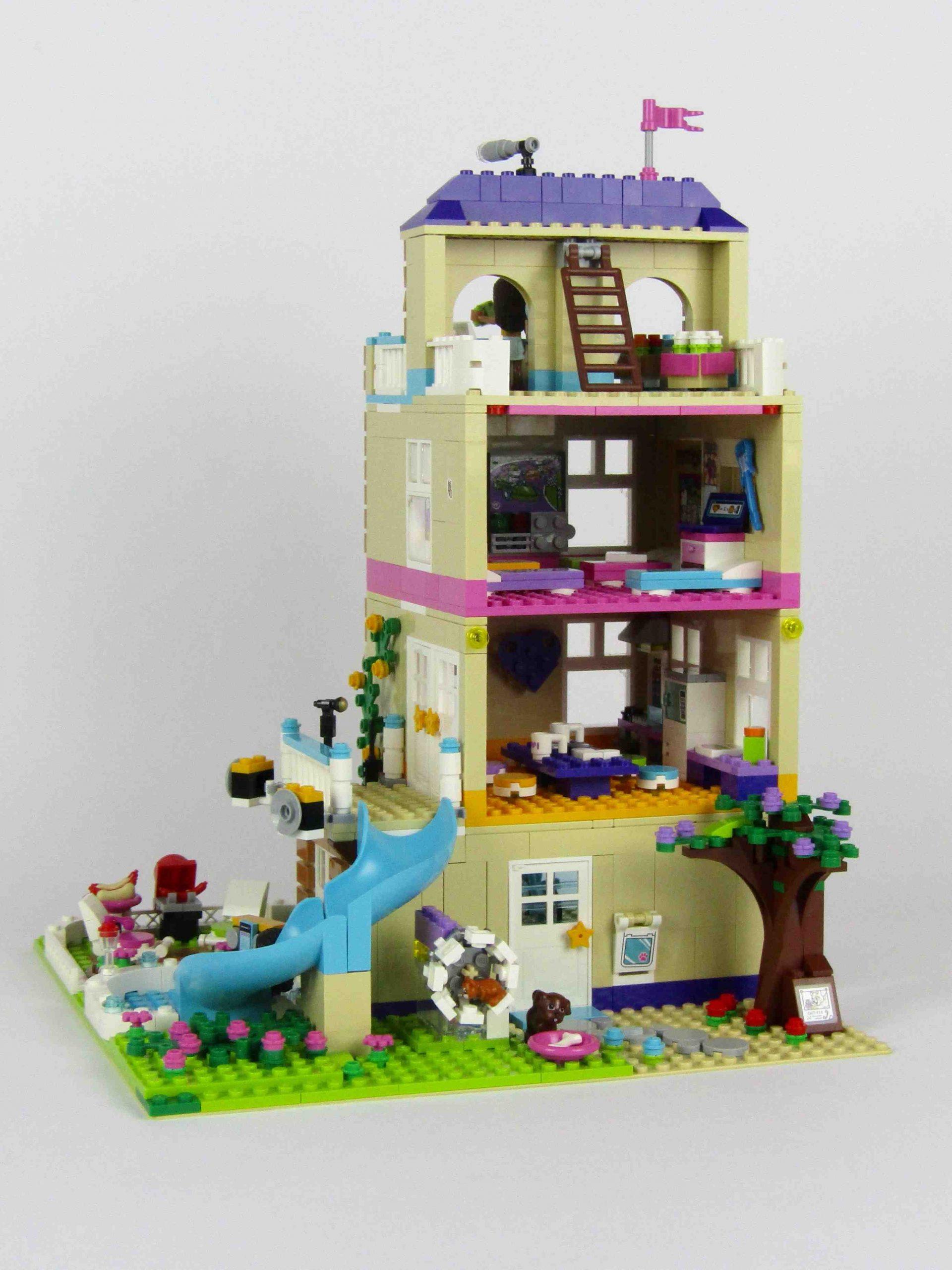 Où est fabriqué LEGO ?