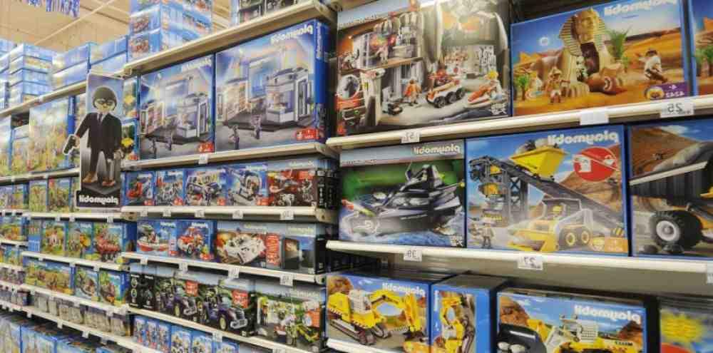 Où sont fabriqués les Playmobil ?