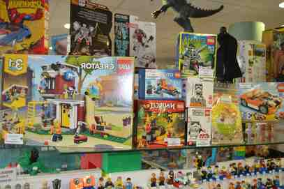 Où trouver des Lego en vrac ?