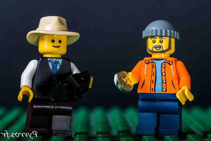 Où trouver des vieux Lego ?