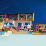 Playmobil maison
