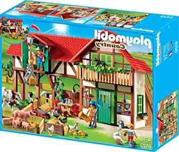 Quand la société Playmobil A-t-elle été créé ?