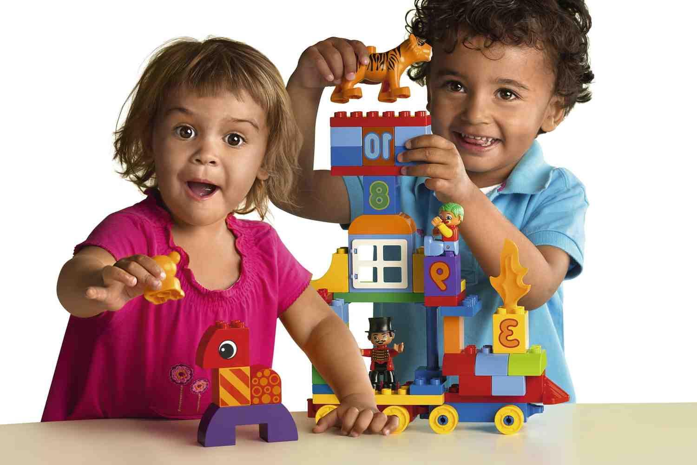 Quel Lego à 3 ans ?
