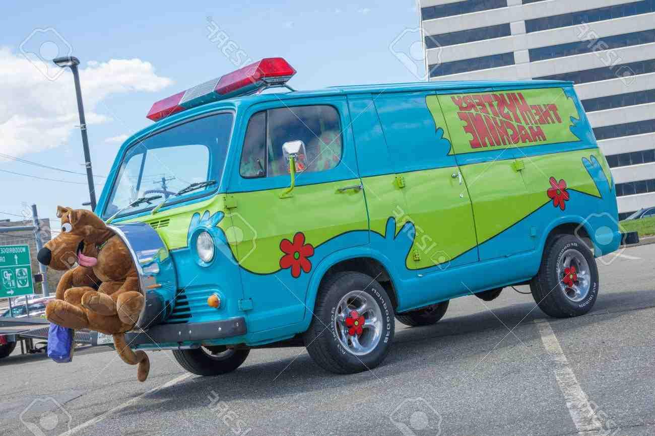 Quel est le van de Scoubidou ?