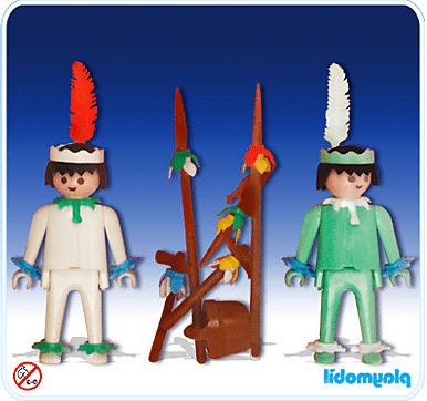 Quelle année a été créé les Playmobil ?