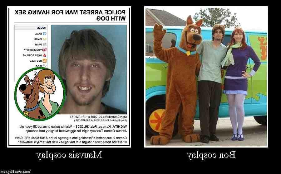Qui porte des lunettes dans la série Scooby-doo ?