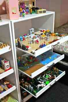 Comment exposer Playmobil ?