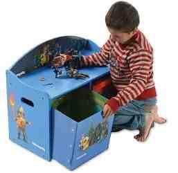 Comment faire une table de Playmobil ?