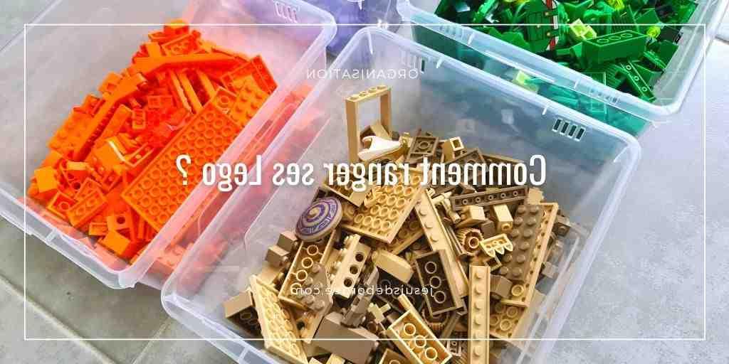 Comment les LEGO ?