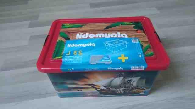 Comment ranger organiser Playmobil ?