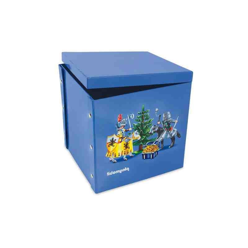 Où trouver boite rangement Playmobil ?