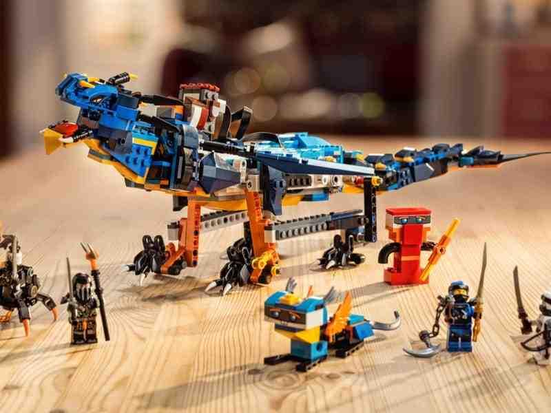 Quel Lego pour commencer ?