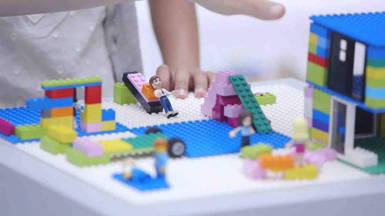 Quel âge Lego Technic ?