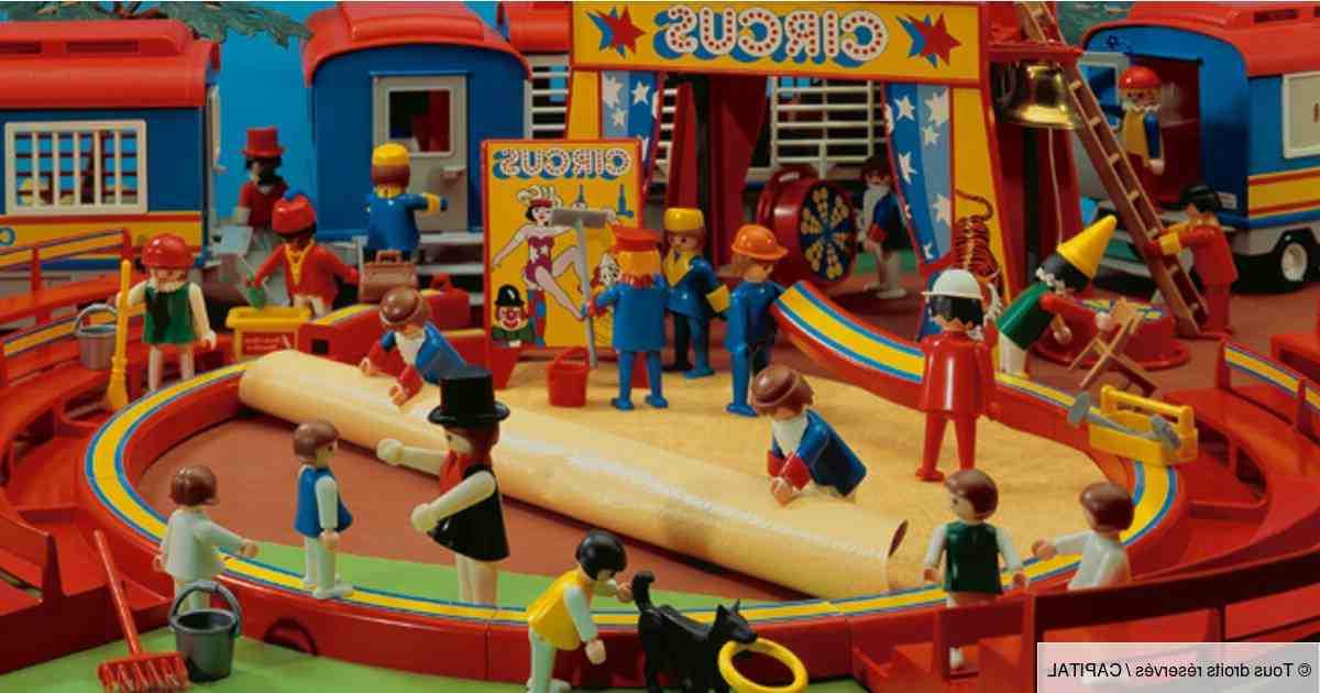 Qui a créé les Playmobil ?