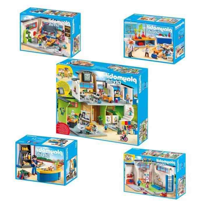 Comment changer la sonnerie de l'école Playmobil ?